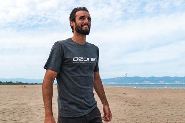 Ozone Classic Charcoal T-Shirt