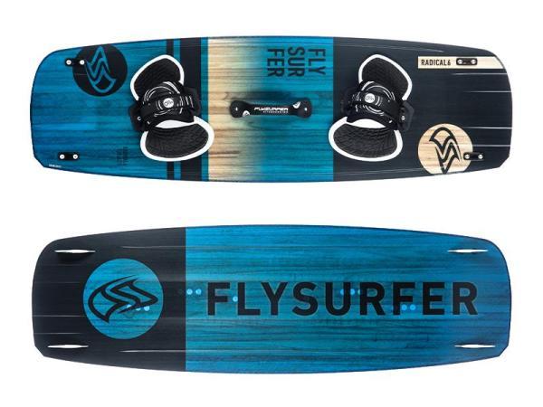 Flysurfer Radical 6 Kiteboard (Board only)