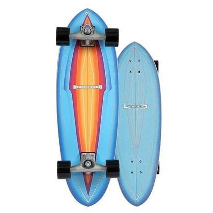 "Carver Blue Haze 31"" Surfskate CX 2020"