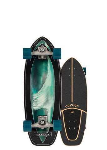 """Carver Super Snapper 31"""" Surfskate CX 2020"""