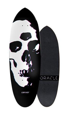 """Carver Oracle 31"""" Deck only"""