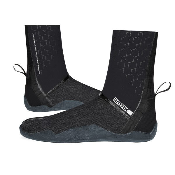 Mystic Majestic Boot 5mm Split Toe - Black bei brettsport.de