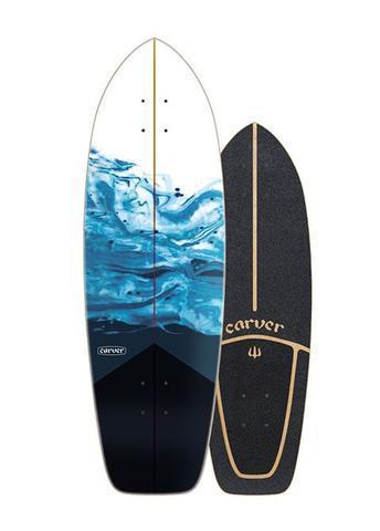 "Carver Resin 31"" Surfskate Deck 2020"