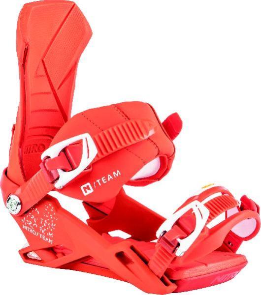 NITRO Team Snowboard Bindung