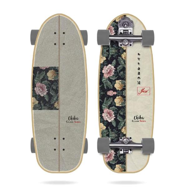 """Yow CHIBA 30"""" Surfskate Complete"""