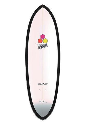 "Carver 30.75 ""Black Beauty Surfskate Deck"