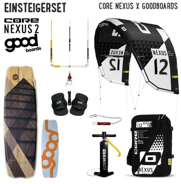 Core Nexus X Goodboards Einsteigerset