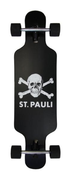 St. Pauli Komplett Drop Through Longboard