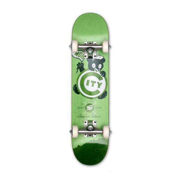 MOB Skateboards Ballpark Komplettboard - 6,5 green