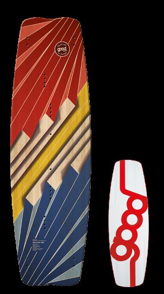 Goodboards Kiteboard Amnesia 136/41,5 - *TESTBOARD*