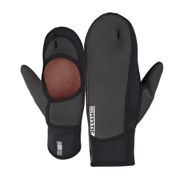 Mystic Star Glove 3mm Open Palm - Black bei brettsport.de