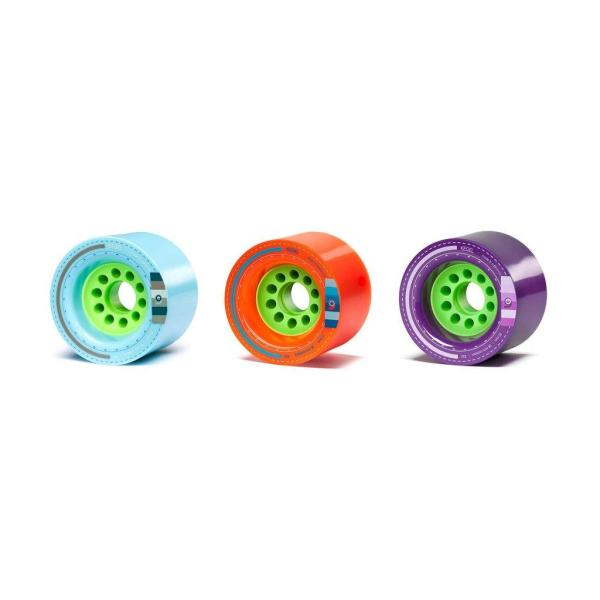 Orangatang Kegel 80mm Set