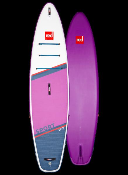 """Red Paddle Co 11´3"""" SPORT SE 2021 bei Brettsport.de"""