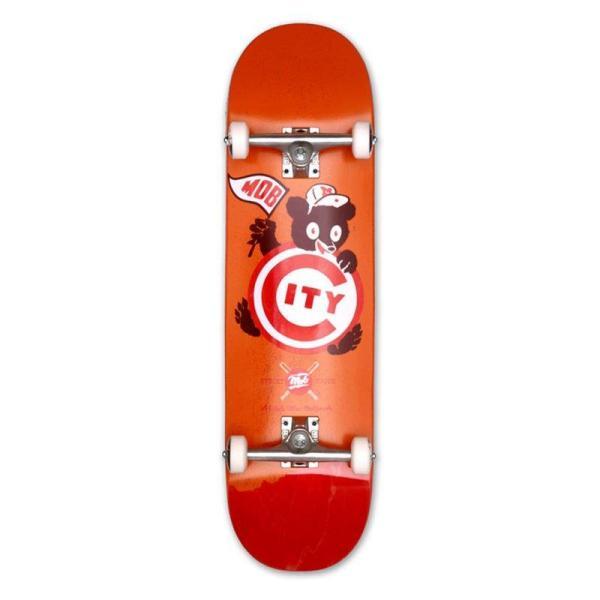 MOB Skateboards Ballpark Komplettboard - 8,5 red