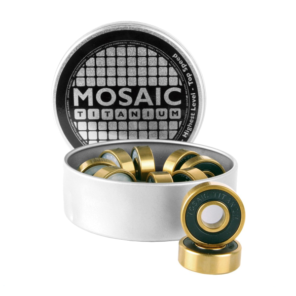 Mosaic Bearings Super Titanium 1