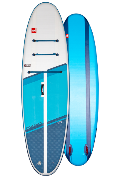 """Red Paddle Co 9´6"""" Compact 2021 bei Brettsport.de"""