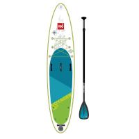 "AKTION Red Paddle Co VOYAGER 12'6"" inkl. Paddel und Leash"