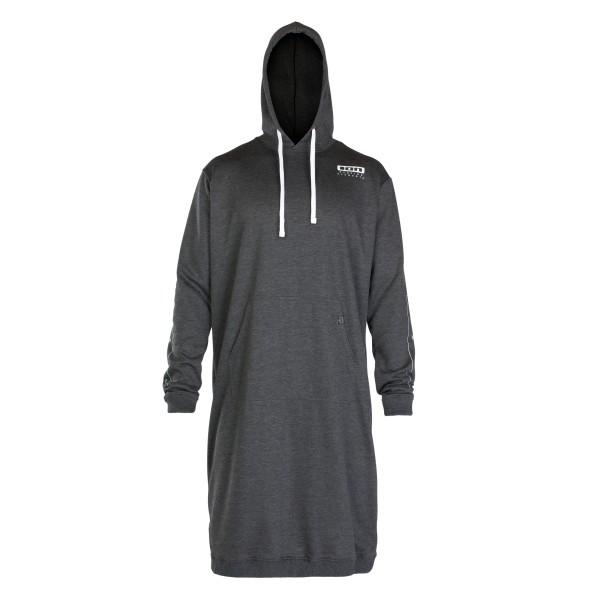 ION Sweater Poncho Longsleeve dark grey M(150-195) bei brettsport.de