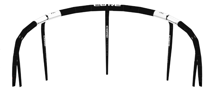 5-Strut-Frame