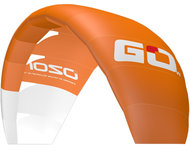 Ozone GO V1 Single Surface Trainer Kite 1.5 m²