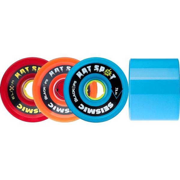 Seismic Hot Spot Wheels 76mm