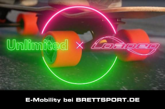 E-Mobility mit Unlimited x Loaded