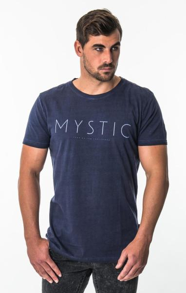 Mystic Cruel Tee Indigo