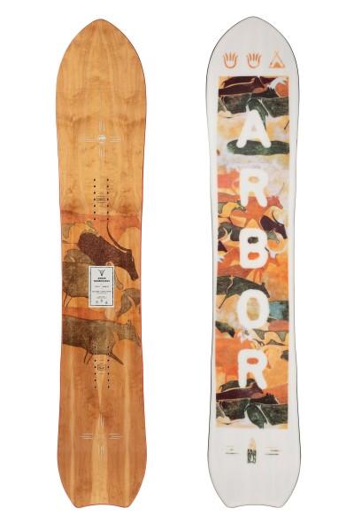 ARBOR Clovis Womens Snowboard