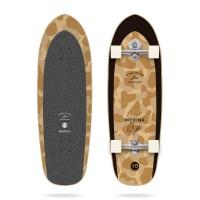 "Yow MEDINA CAMO 33.5"" - Surfskate Complete"