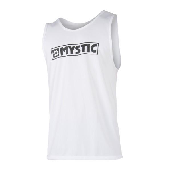 Mystic Star Tanktop Quickdry - White bei brettsport.de