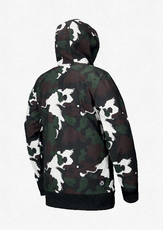 Picture Parker Softshell Hoodie 2020