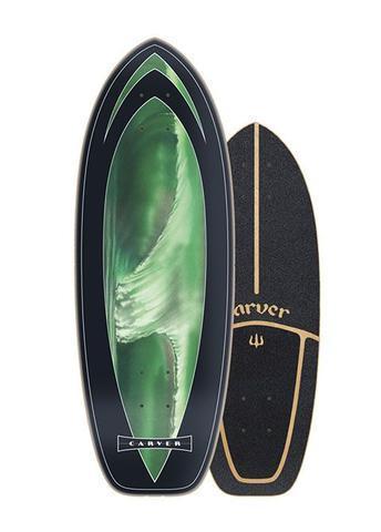 """Carver Super Snapper 31"""" Surfskate 2020"""