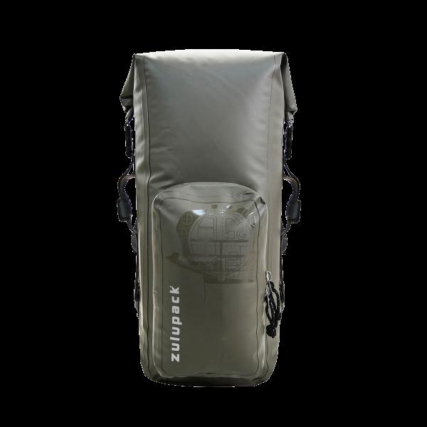 ZULUPACK Nomad Waterproof Backpack 25