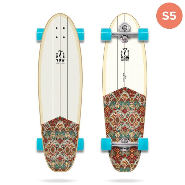 "Yow MALIBU 36"" Surfskate Complete - bei Brettsport.de"