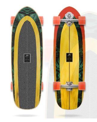 "Yow LAKEY PEAK 32"" Power Surfing Series - Surfskate Complete bei Brettsport.de"