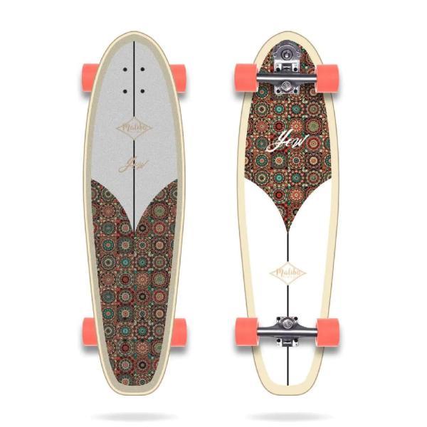 "Yow MALIBU 36"" Surfskate Complete"