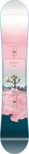 NITRO Mercy Snowboard 2021
