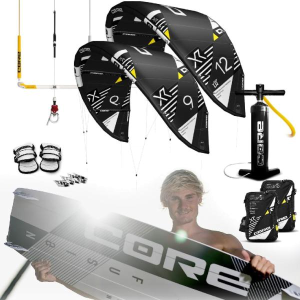 Core Kiteboarding XR Einsteigerset