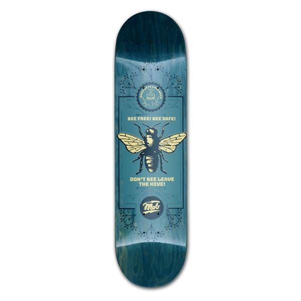 MOB Skateboards Bee Komplettboard - 8,25