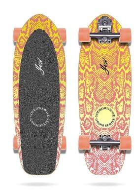 """Yow HOSSEGOR 29"""" Grom Series - Surfskate Complete"""