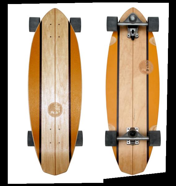 """Slide Surfskateboard Diamond Waimea 32"""""""