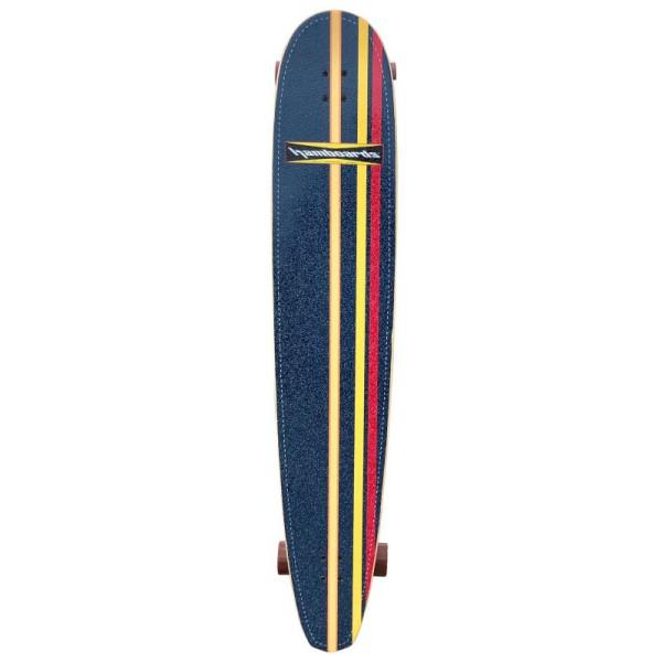 """Hamboards Logger 60"""" Surf Skate Complete Navy Blue bei Brettsport.de"""