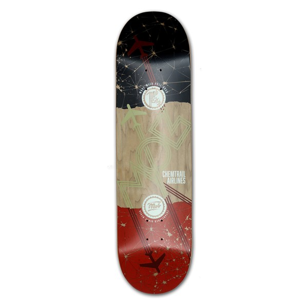 MOB Skateboards Airlines Komplettboard - 8,5