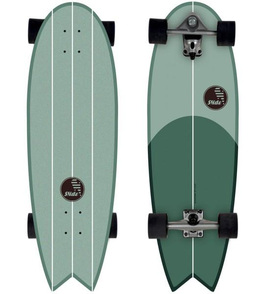 "Slide Surfskateboard Saladita 32"""