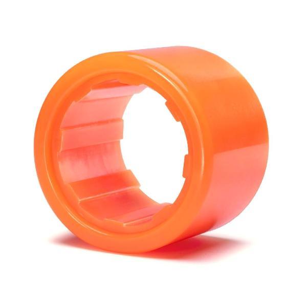 Unlimited Wheel Sleeve 80a (Orange) Single Sleeve