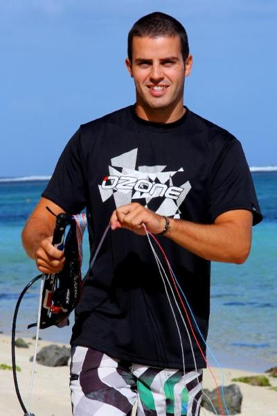 Ozone Technical T-Shirt Short Sleeve Black