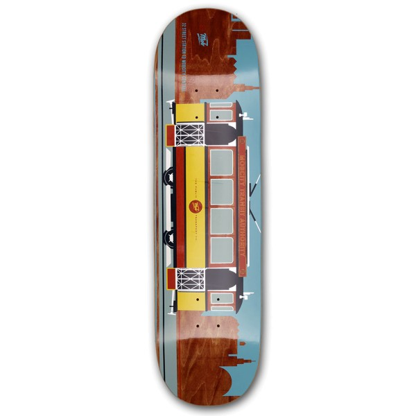 MOB Skateboards Express Komplettboard - 8,5
