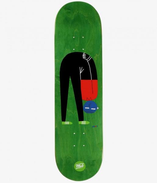 MOB Skateboards Perspectives Komplettboard - 8,375