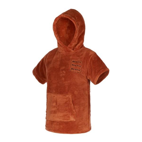 Mystic Poncho Teddy Kids - Rusty Red bei brettsport.de