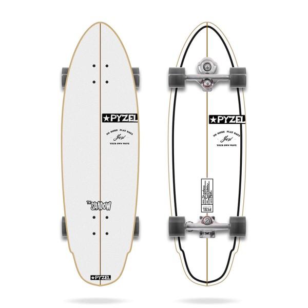 "Yow PYZEL SHADOW 33.5"" - Surfskate Complete bei Brettsport.de"